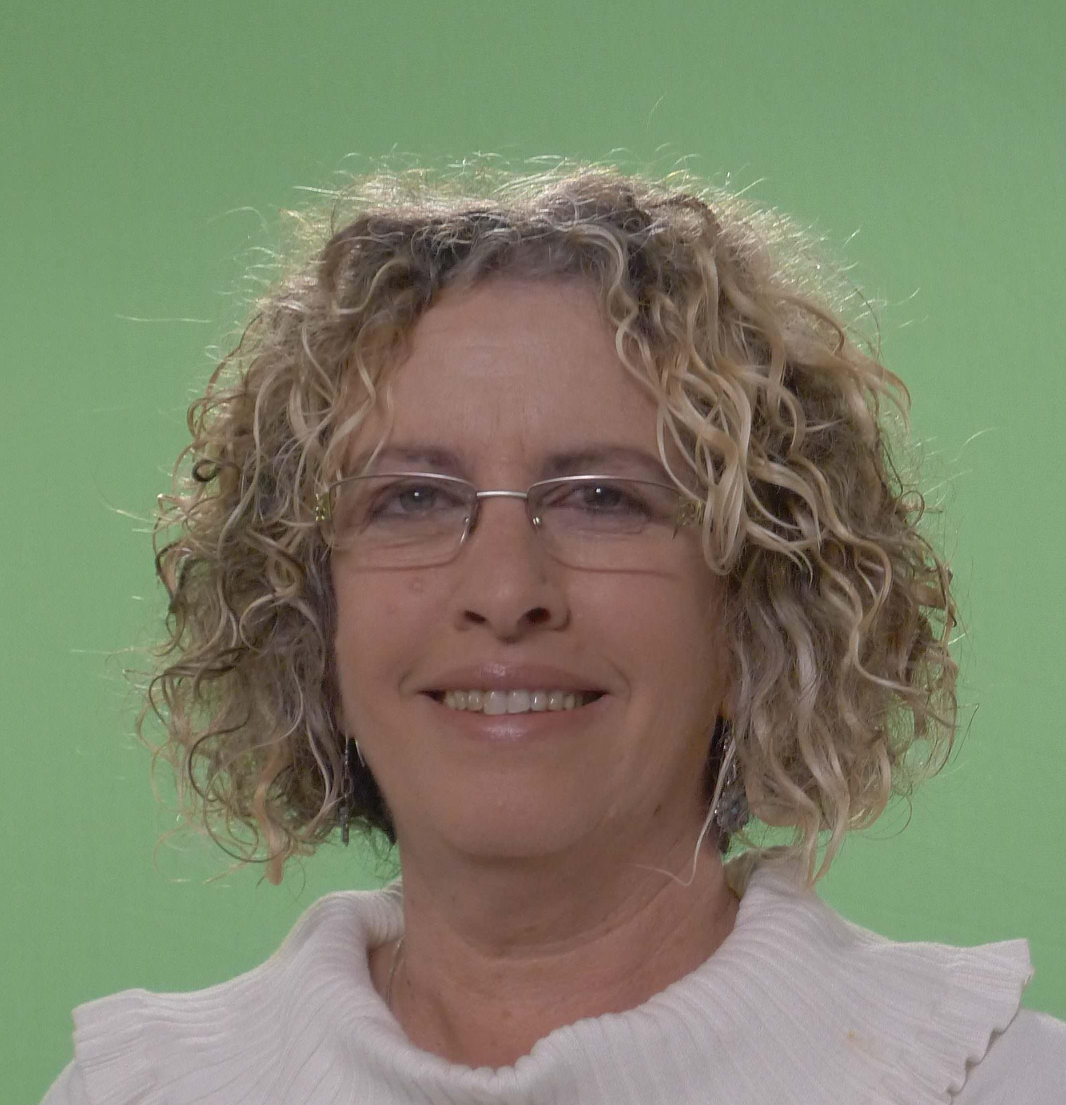 שרה גוברין - מרכזת מגמת פסיכותרפיה