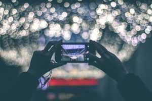 מכללת כרכור | טלפונים ניידים: גרימת נזק ל DNA, לימודי סביבה וקיימות