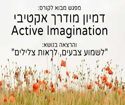 דמיון מודרך אקטיבי