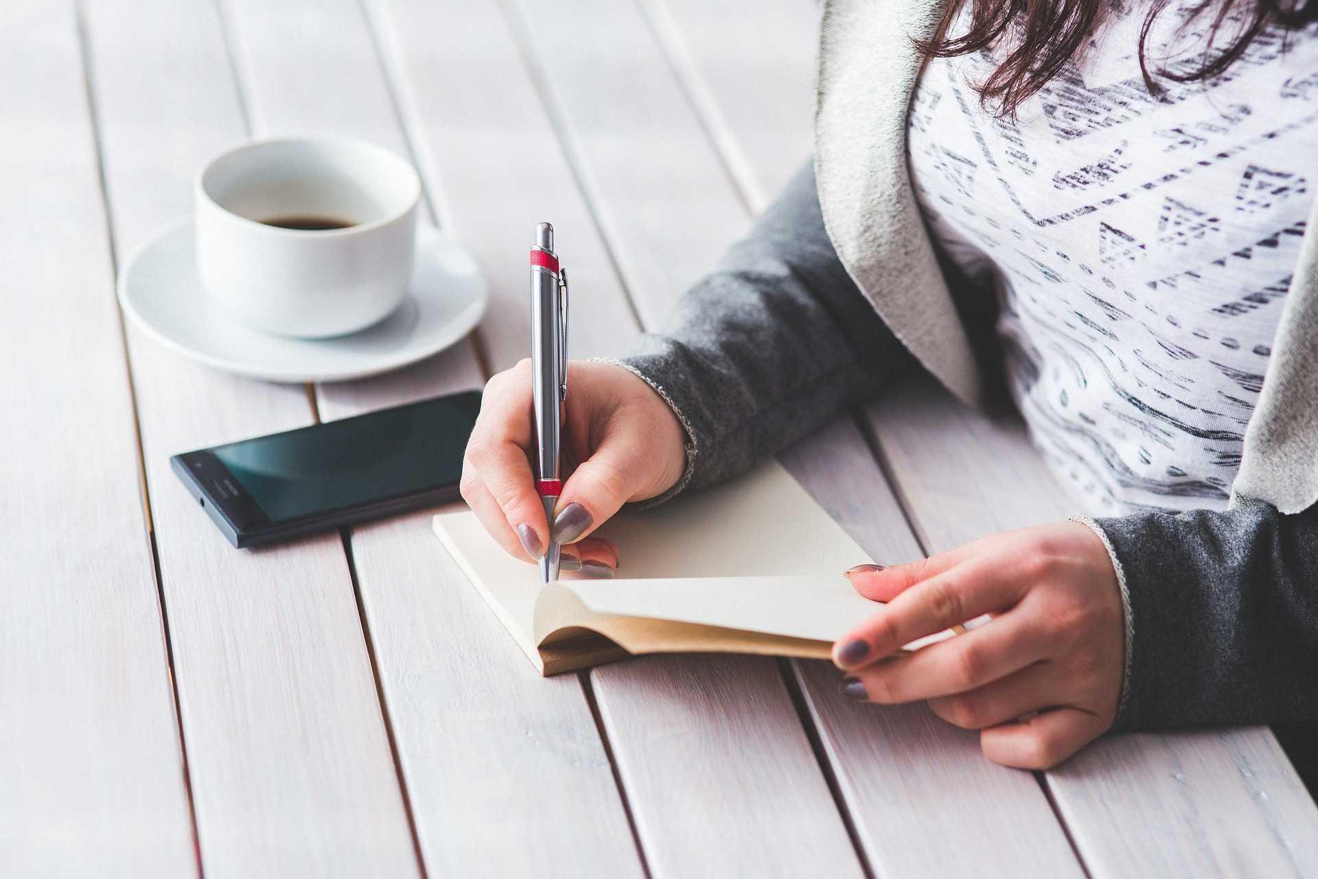 מהי כתיבה טיפולית עבורי?